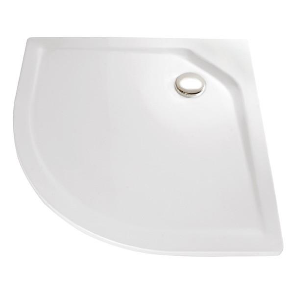 Receveur de douche quart de rond viertelkreis dor mail for Quart de rond polystyrene