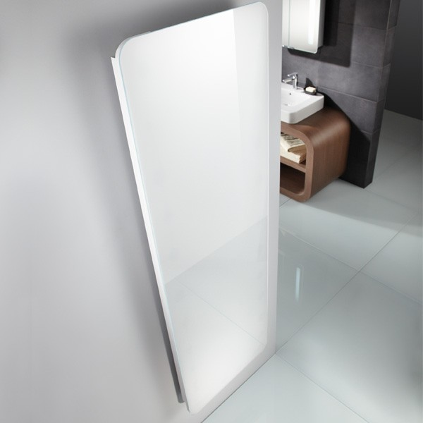 radiateur softcube facade en verre dor mail. Black Bedroom Furniture Sets. Home Design Ideas