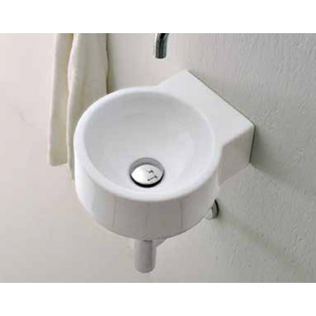 Lavabo mini susp 30 twin 5059 dor mail for Lavabo esquinero