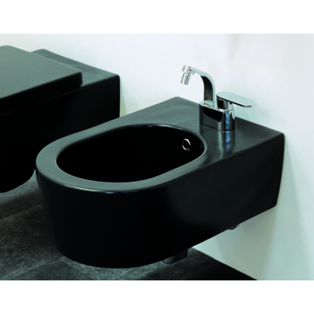 bidet suspendu blanc 5051 b dor mail. Black Bedroom Furniture Sets. Home Design Ideas