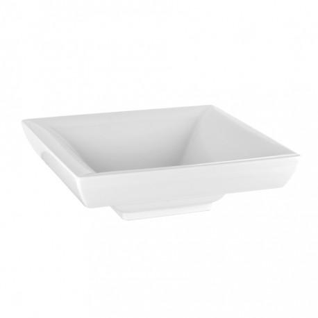 vasque semi encastree en ceramique blanc 37505 dor mail. Black Bedroom Furniture Sets. Home Design Ideas