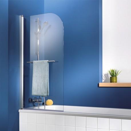 Pare baignoire design excellent pare baignoire coulissant - Baignoire d angle ikea ...