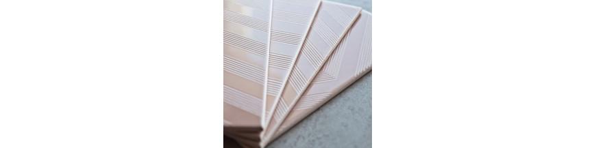 Carrara Adh/ésive d/écorative /à Carreaux pour Salle de Bains et Cuisine Stickers carrelage 36 Pieces carrelage adh/ésif 10x10 cm Collage des tuiles adh/ésives PS00058